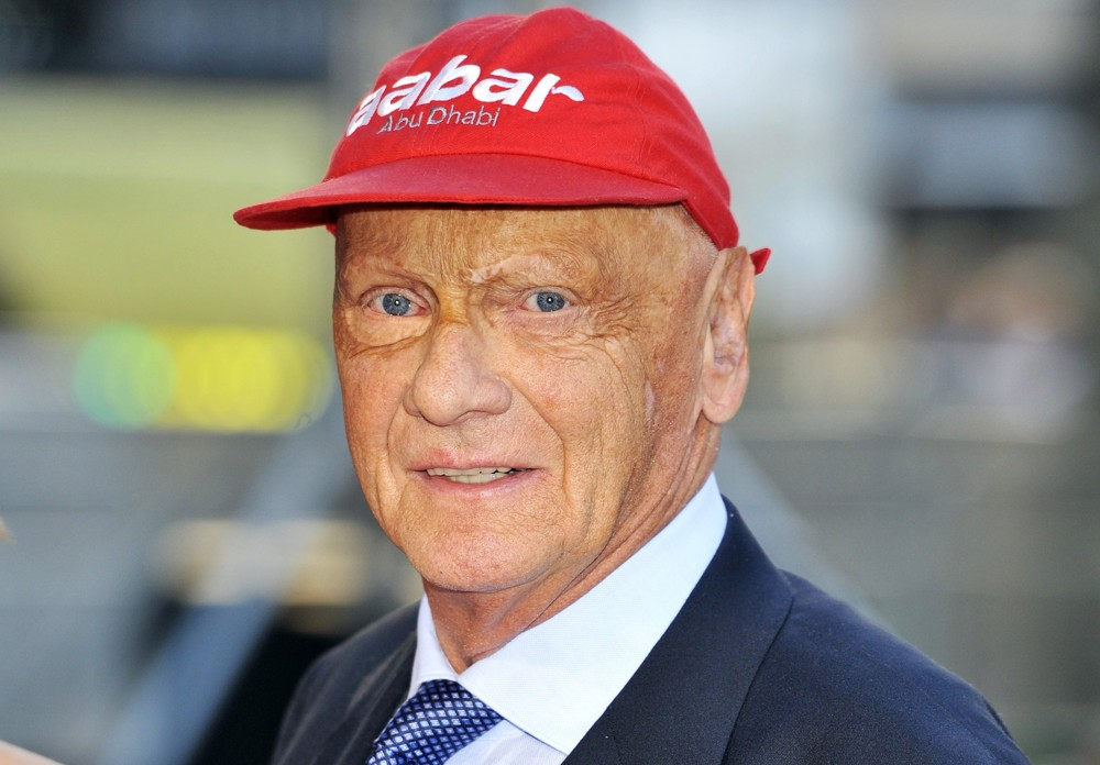 Niki Lauda 2018: Wife, tattoos, smoking & body facts - Taddlr