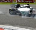 Rosberg v Spa skúšal Hamiltonove nervy