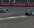Zahodil Rosberg vSoči svoje šance na titul?