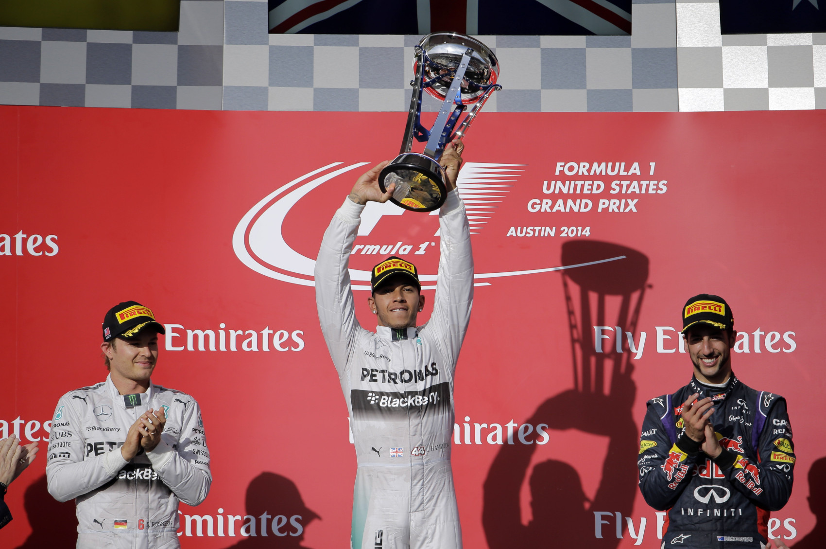 Hamilton vyhral, ale vyhraté nemá