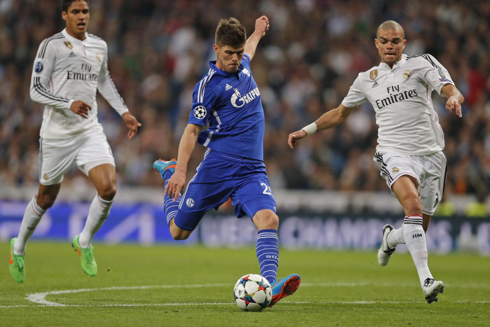 REAL MADRID – SCHALKE … Post coitum