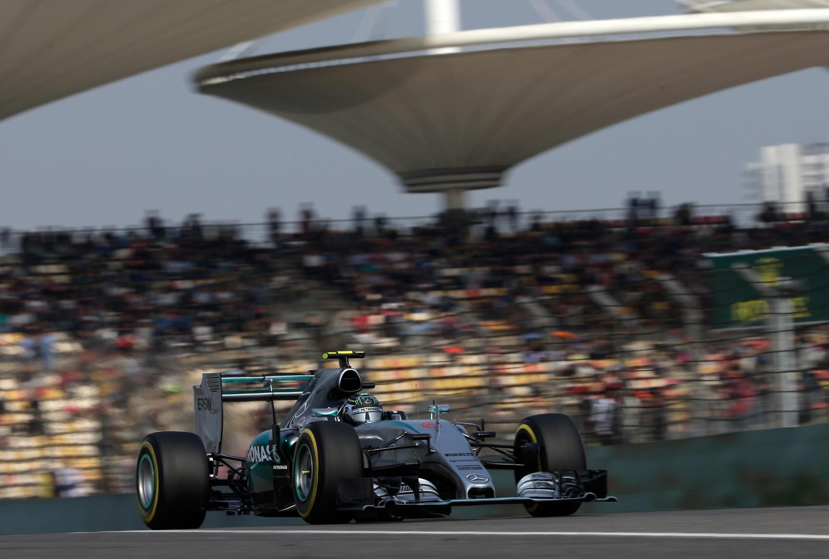 Má Rosberg na titul?
