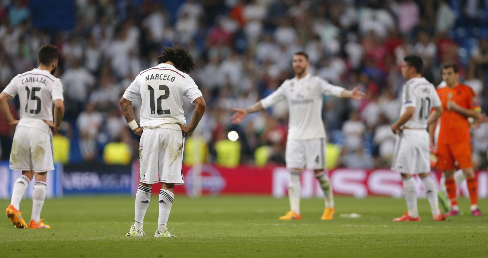 Real Madrid – Post Coitum