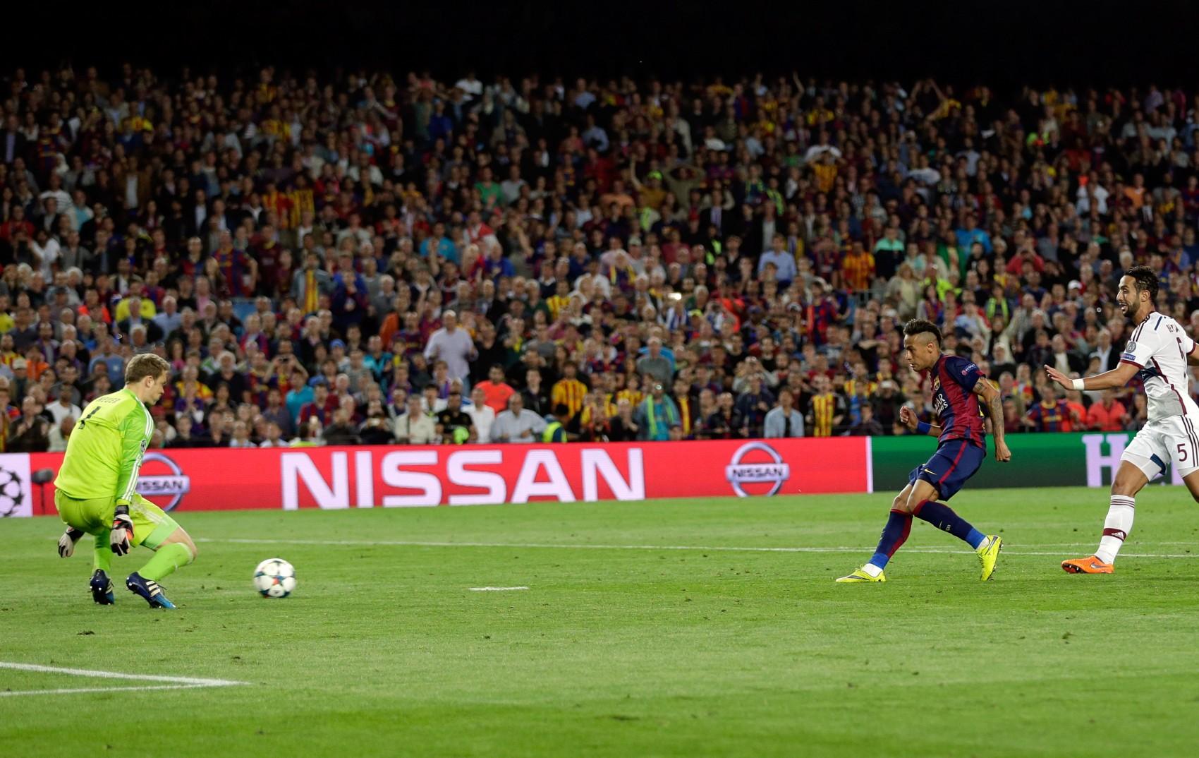 BAYERN – FC BARCELONA … Liga majstrov, semifinálová odveta