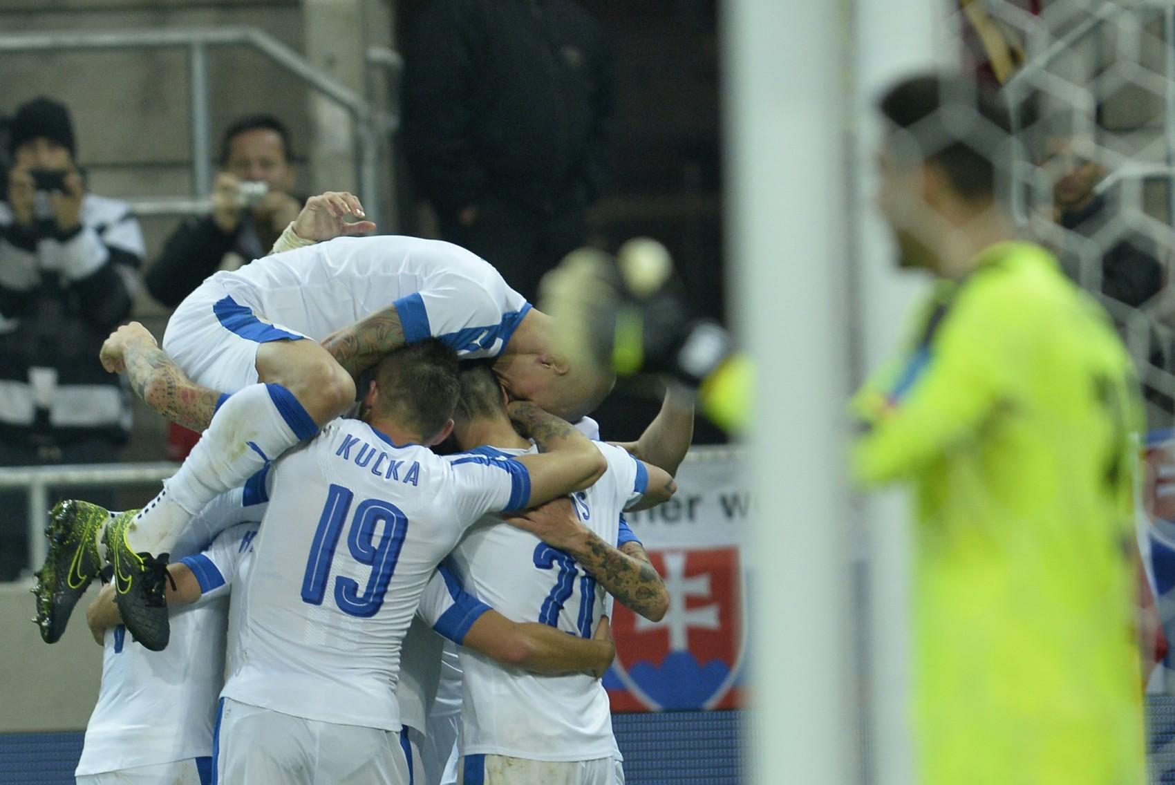 SLOVENSKO – ISLAND … priateľský zápas