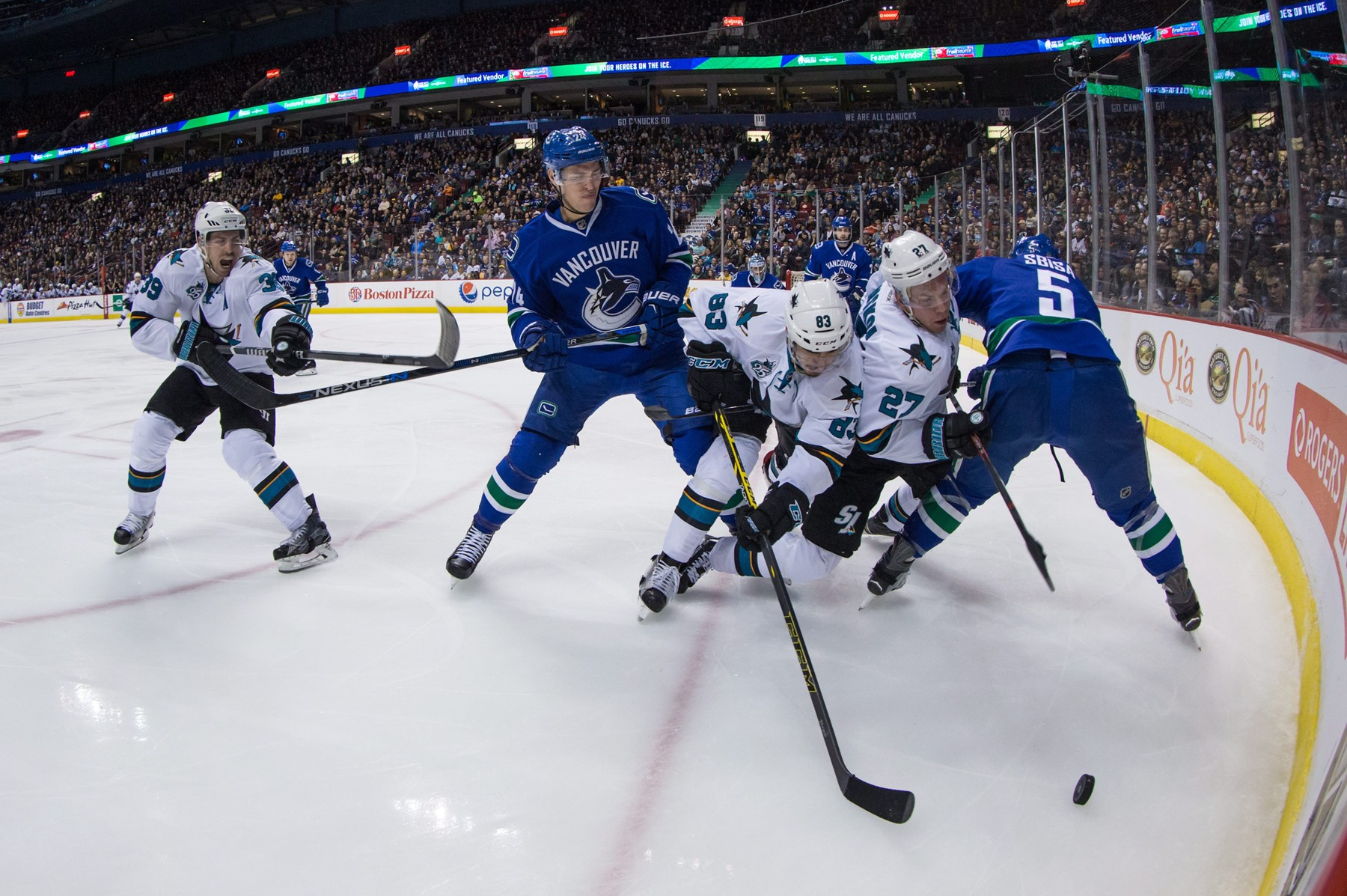 Daliborov svet NHL, 1.3.2016