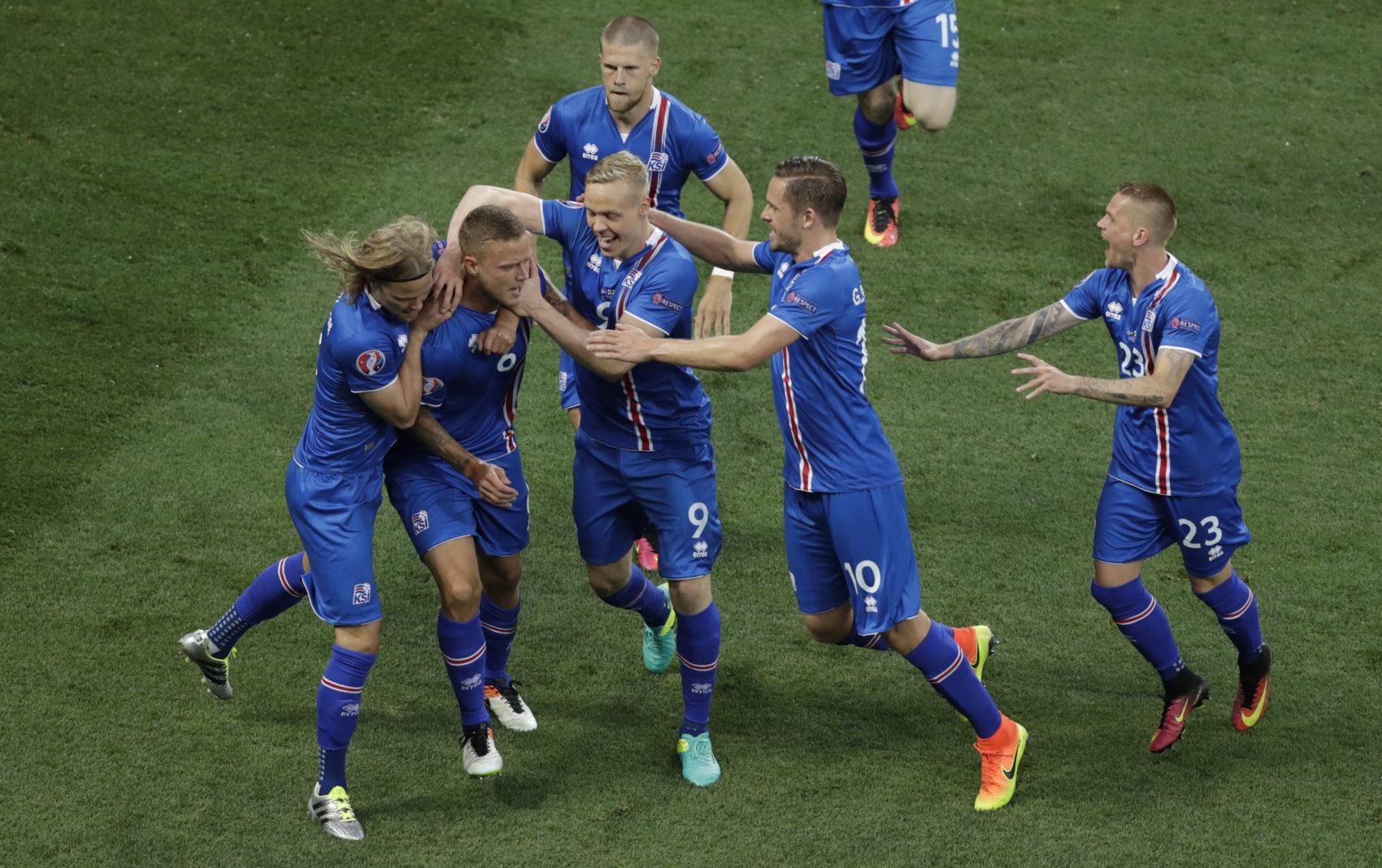Francúzsko – Island, štvrťfinále EURO 2016