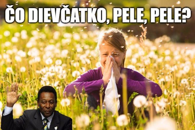 Alergická reakcia (meme)
