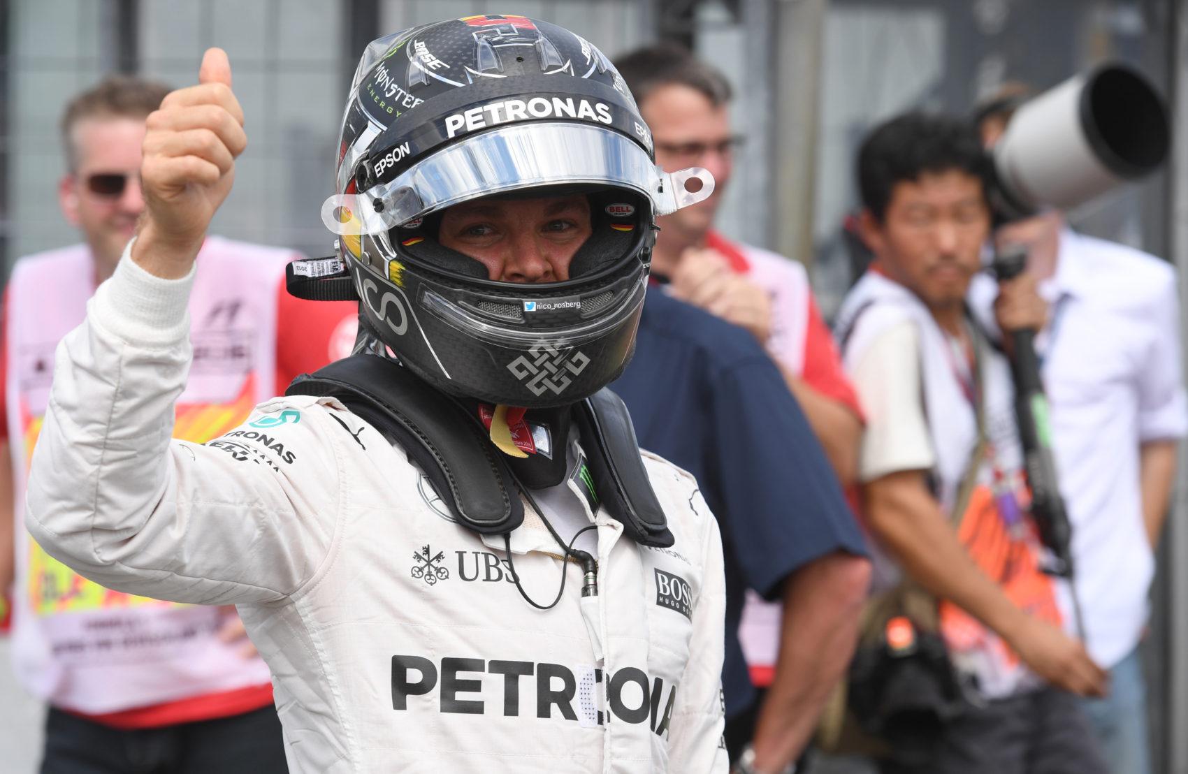 Rosbergovo Pyrrhovo víťazstvo