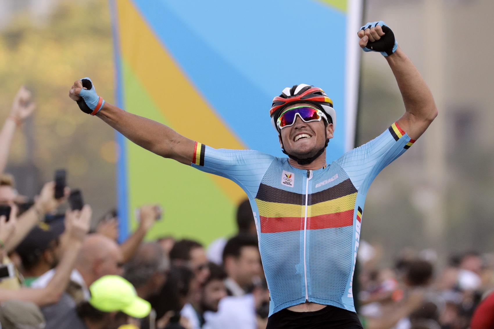 Rio na dvoch kolesách