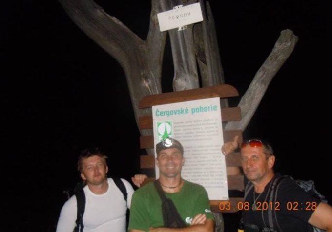 Čo tak nočná turistika?