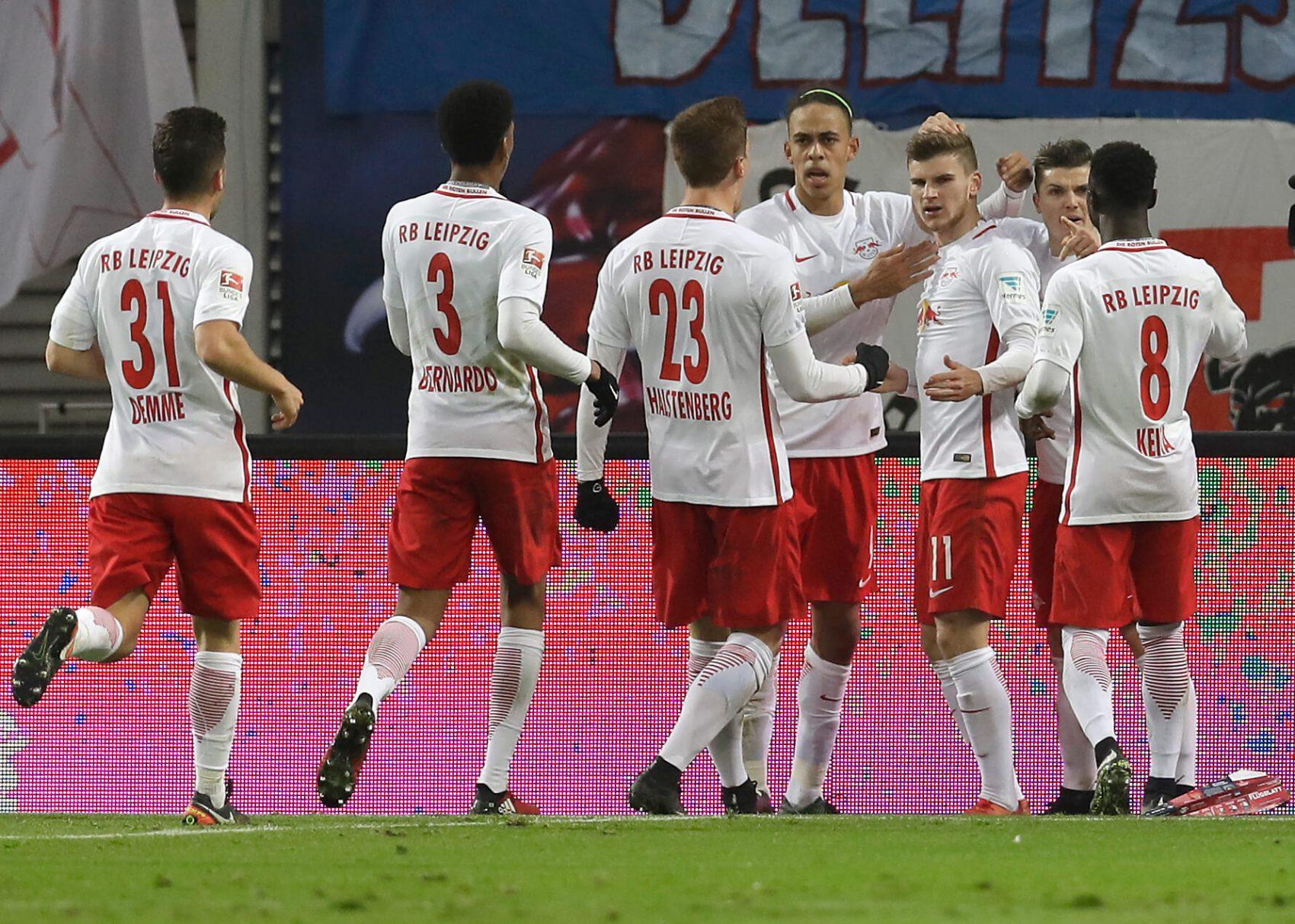 Červený býk vmníchovskej Corride – Bayern vs. RB Lipsko