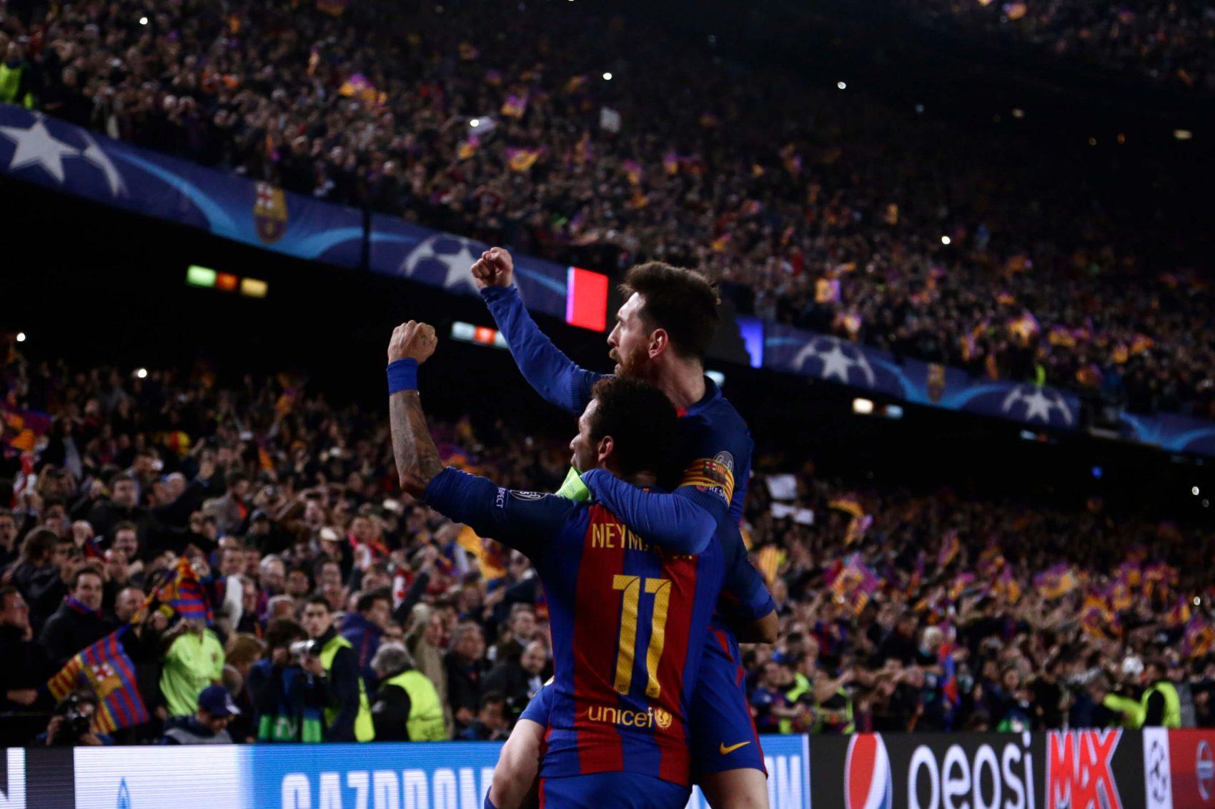 Barcelona – PSG, Post Coitum