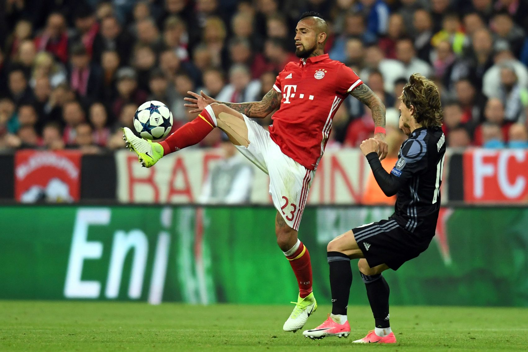 Bayern – Real, Post coitum