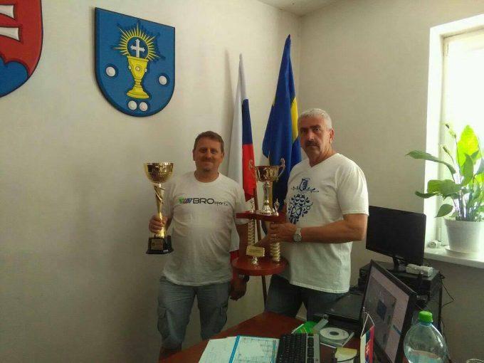 Pohár predsedu ObFZ Košice – okolie putuje do Budimíra