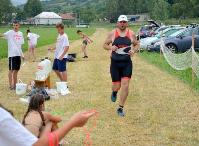 Olympijský triatlon Ďanová