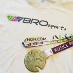 Medaila s tričkom - BROsport.sk