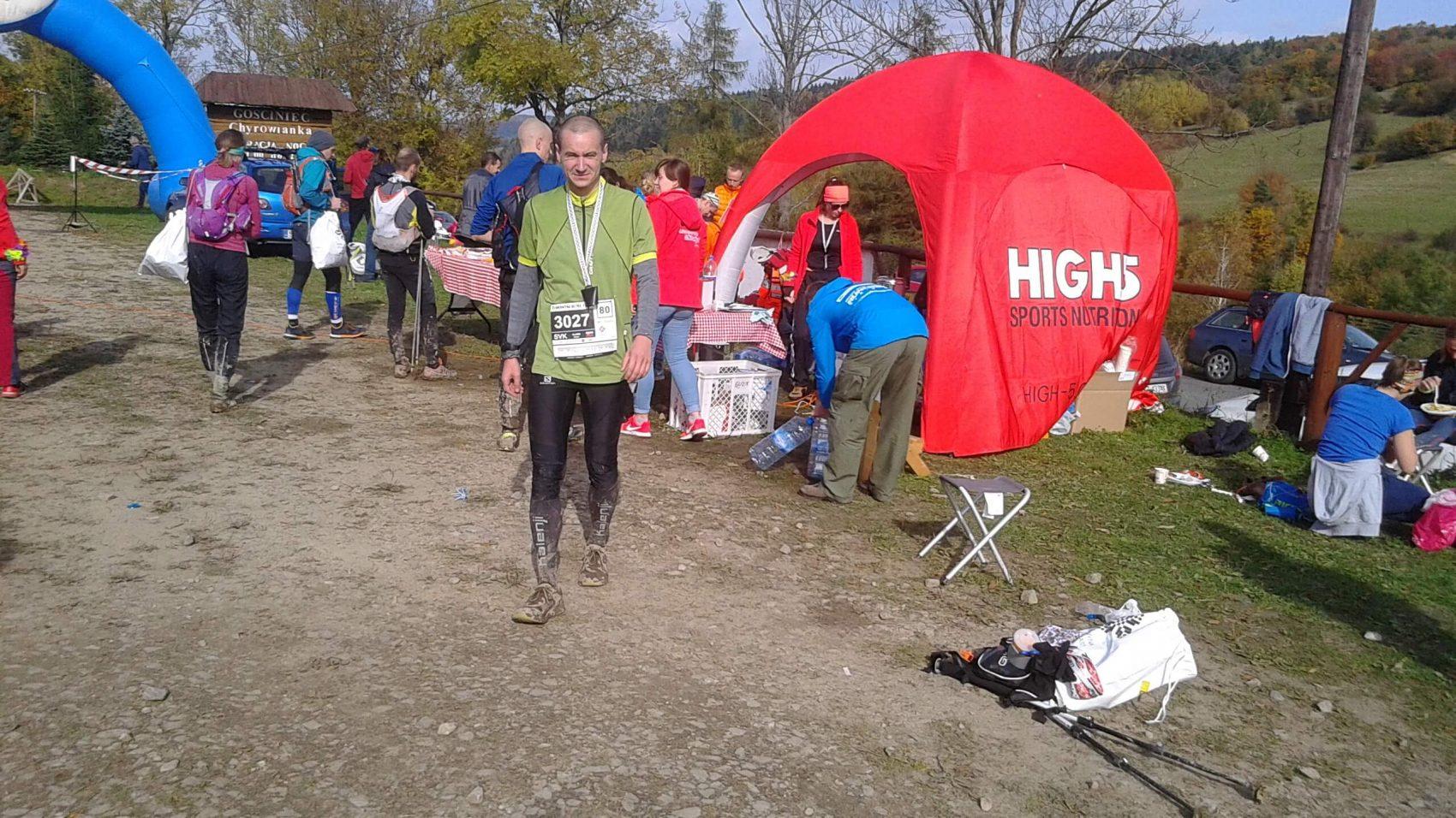 Lemkowyna Ultra Trail 2017, 80 km