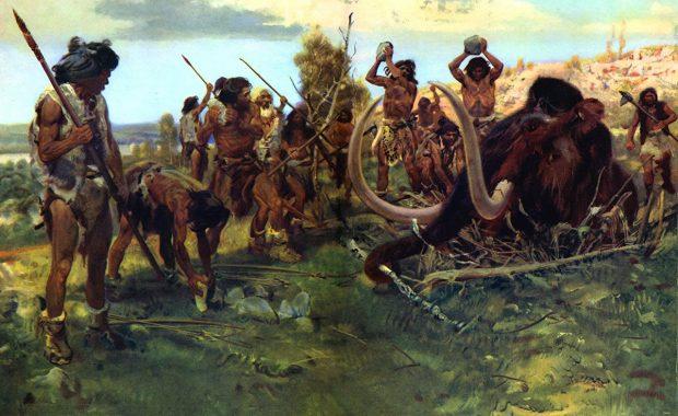 Dejiny (športovej) emancipácie, časť prvá