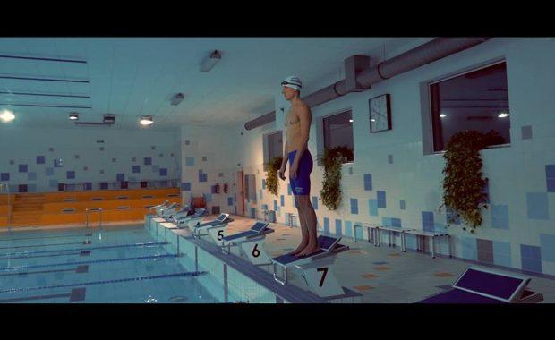 Totální plavání v Bardějově