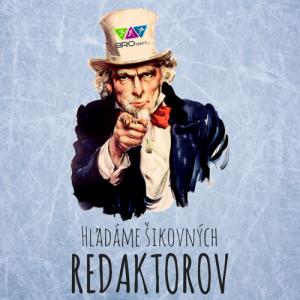 Hľadáme redaktorov - BROsport.sk