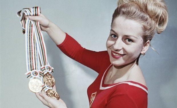 Rekordérka v počte zlatých olympijských medailí