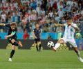 Argentína – Chorvátsko, Post Coitum