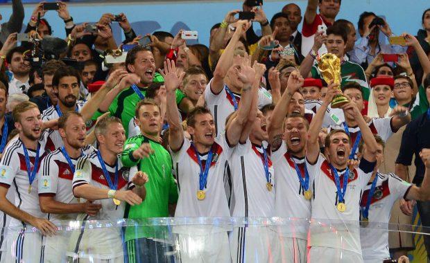 Spomienky na futbalový mundial – 1. časť