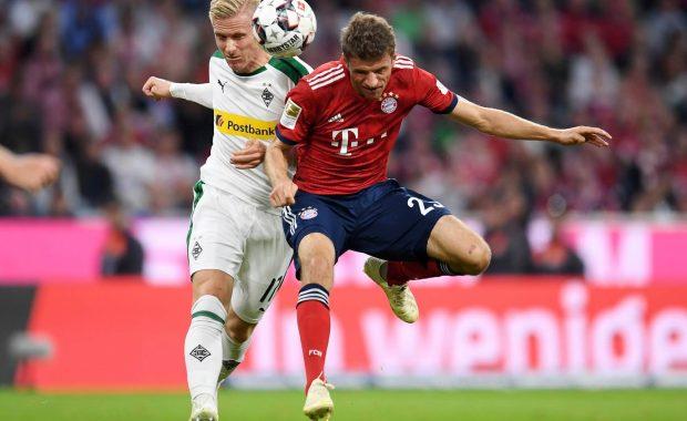 Bundesliga, dejstvo ôsme