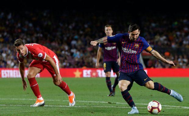 La Liga – jornada ocho