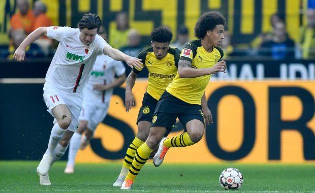 Bundesliga, dejstvo deviate