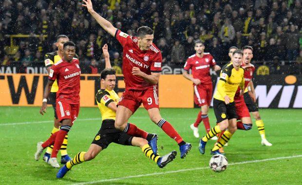 Bundesliga, dejstvo 12