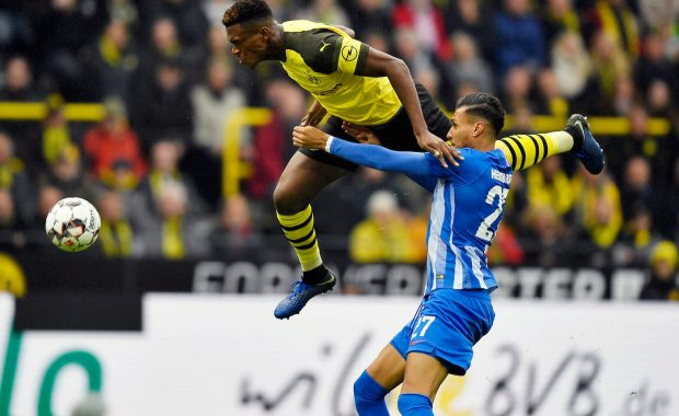 Bundesliga, dejstvo desiate