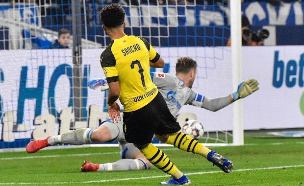 Bundesliga, deň pätnásty