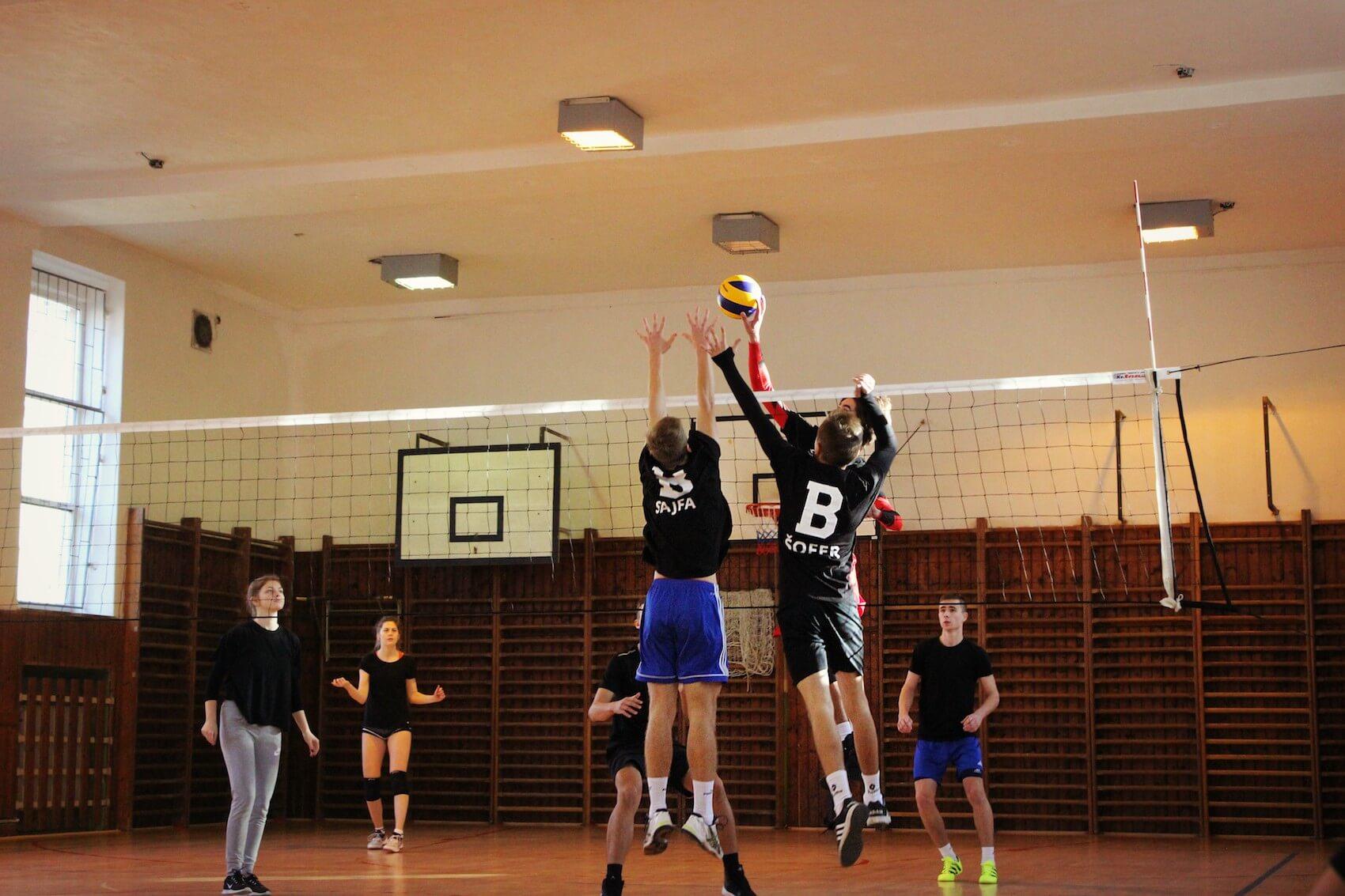 Mikulášsky volejbalový turnaj