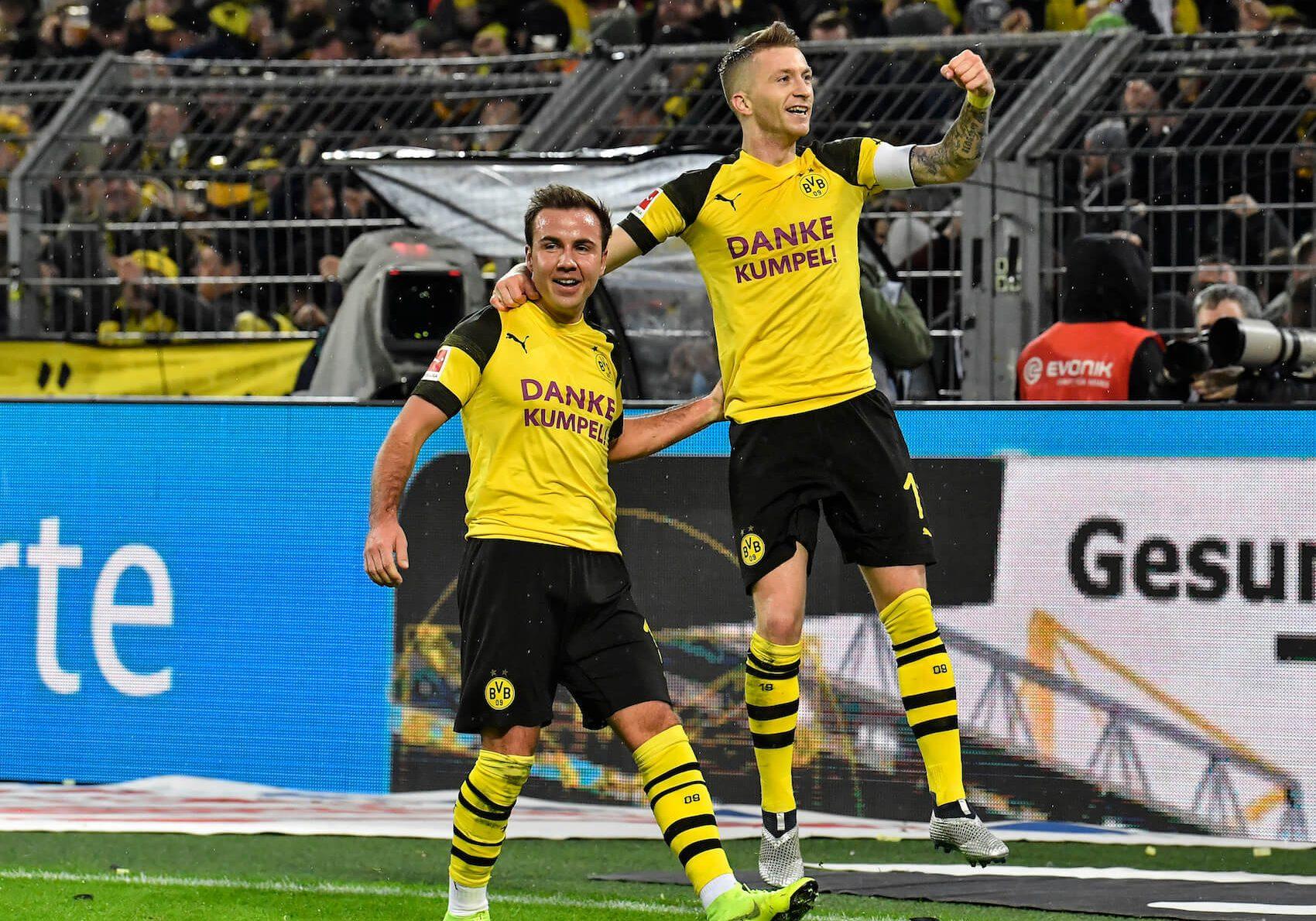 Bundesliga, dejstvo 19