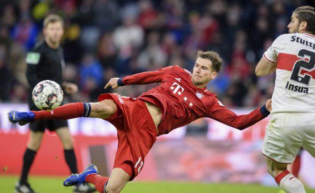 Bundesliga, dejstvo 20