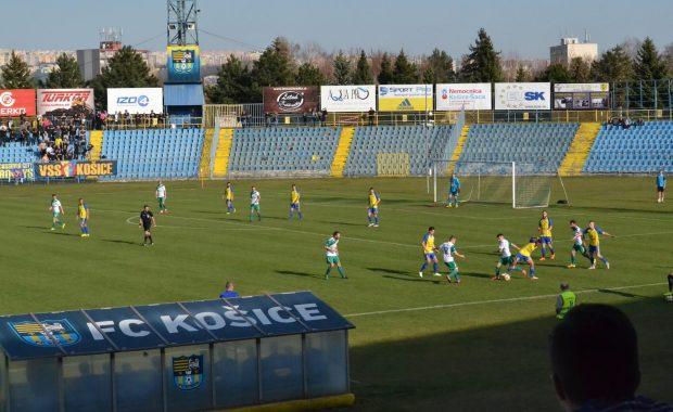 FC Košice – MFK Vranov nad Topľou, pozápasové review