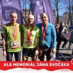 ALS memoriál Jána Svočáka - 2