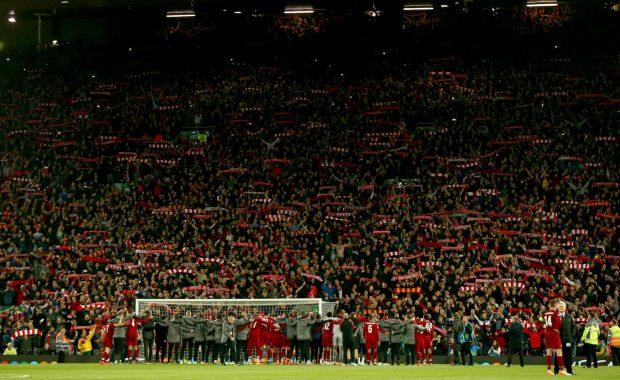 Liverpool – Barcelona, Post Coitum
