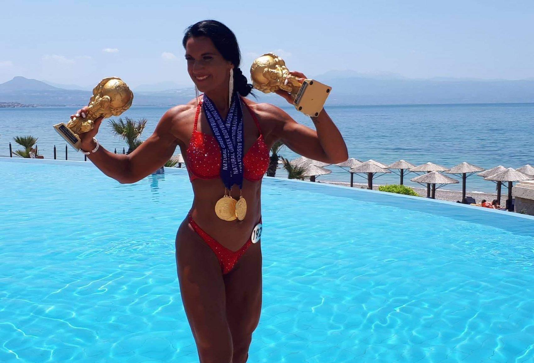 Majstrovstvá sveta stromi medailami