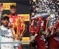 GP Kanady ako finále Ligy majstrov