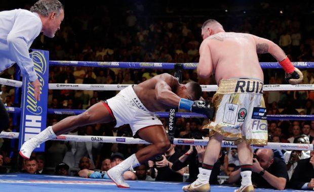 Hodnotíme súboj Joshua vs Ruiz Jr.
