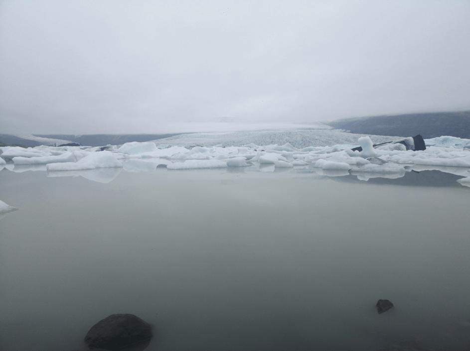 Ľadovec Fjallsarlon