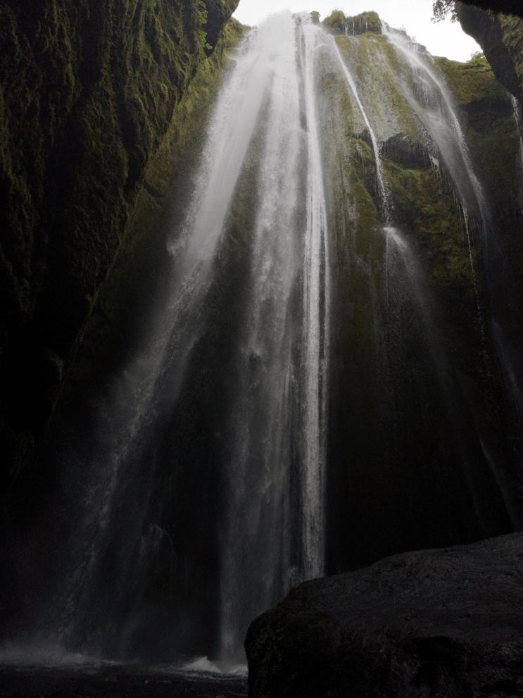 Vodopád Gljufrabui
