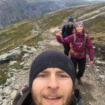 René nielen o lezení - Nórsko 5