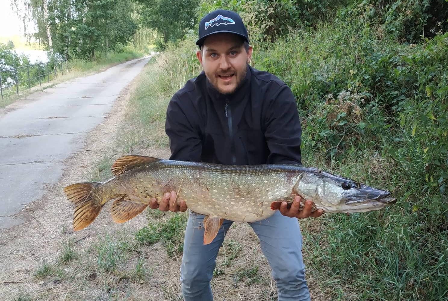 Najkrajších 100,5 cm v mojej rybárskej kariére