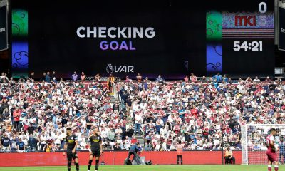 EPL: Make peace not VAR