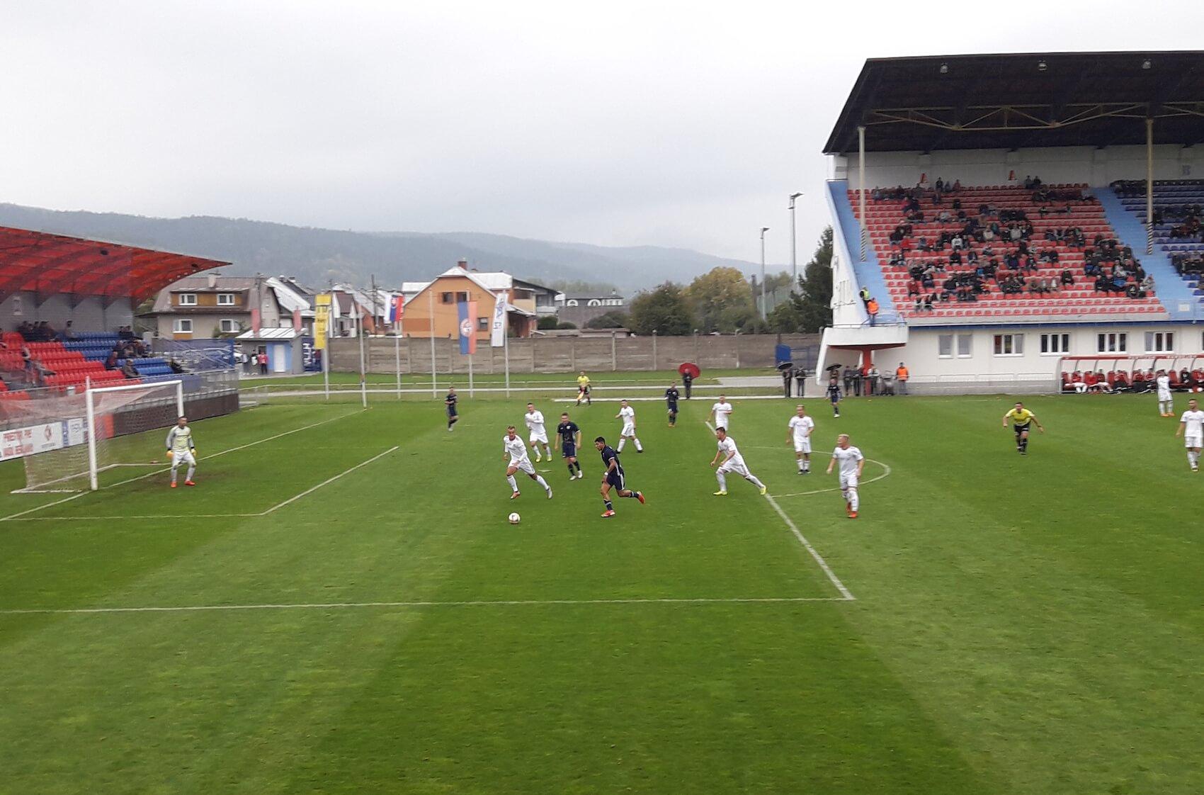 Partizán Bardejov - FK Poprad