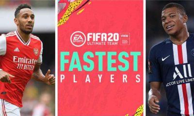 10 najrýchlejších hráčov v nadchádzajúcej FIFA 20